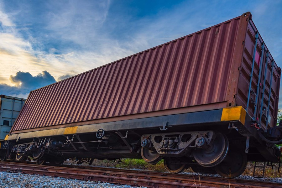 Railway Cargo Accident